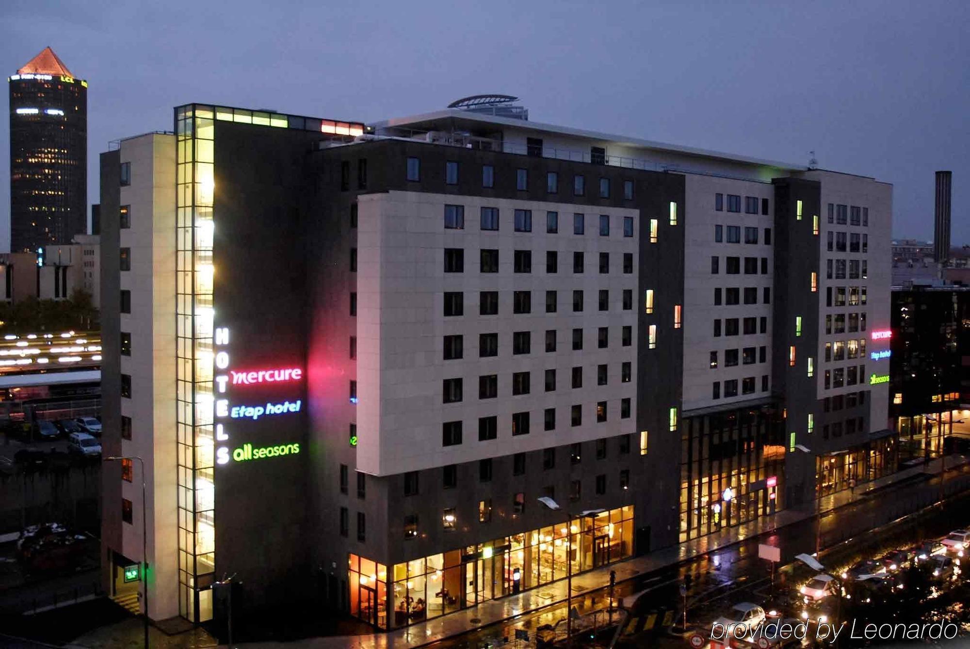 Hotel Pres De La Part Dieu Lyon